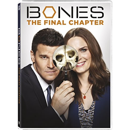 AU $33 BUY: Bones - Season 12 on DVD in Australia