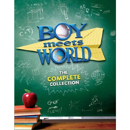 AU $95 BUY: Boy Meets World Complete Series on DVD in Australia