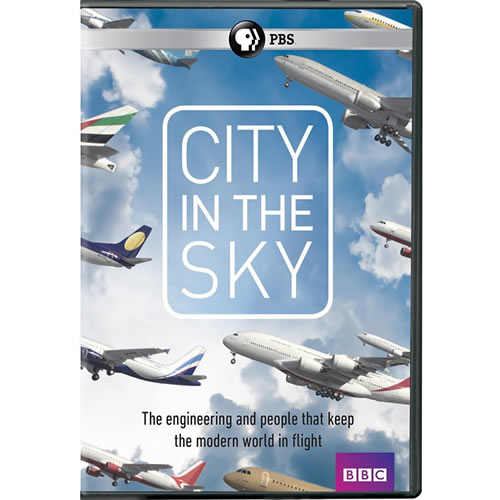 AU $22 BUY: City In The Sky on DVD in Australia