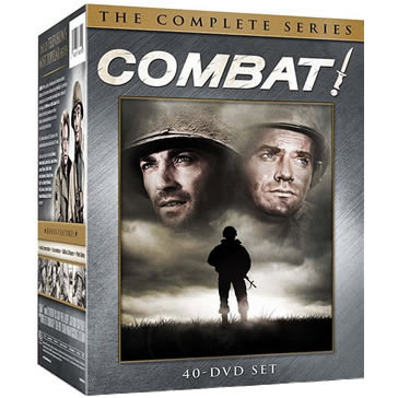 AU $128 BUY: Combat Complete Series Seasons 1-5 on DVD in Australia