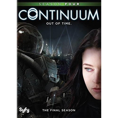 AU $22 BUY: Continuum - Season 4 on DVD in Australia