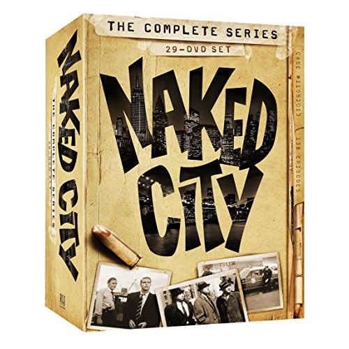 AU $95 BUY: Naked City Complete Series on DVD in Australia