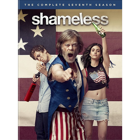 AU $28 BUY: Shameless - Season 7 on DVD in Australia