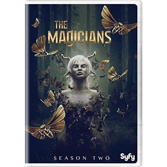 AU $30 BUY: The Magicians - Season 2 on DVD in Australia