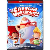 AU $22 BUY: Captain Underpants: The First Epic Movie on DVD in Australia