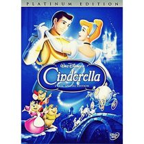 AU $26 BUY: Cinderella (Platinum Collection) Kids Movie on DVD in Australia