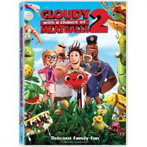 AU $24 BUY: Cloudy with a Chance of Meatballs 2 Kids Movie on DVD in Australia