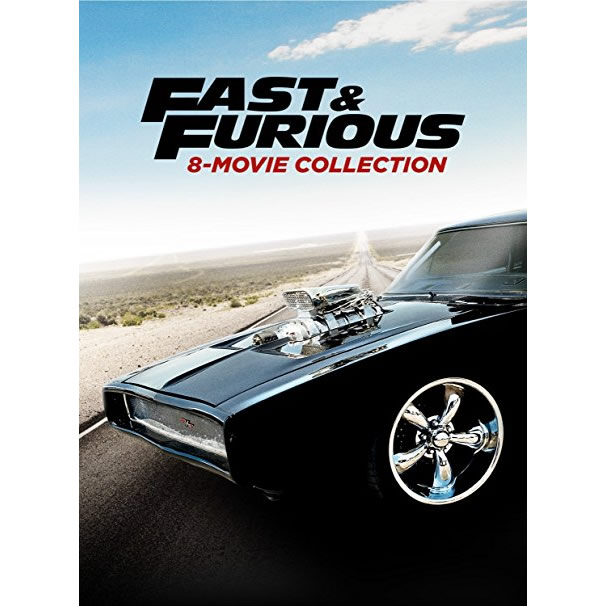 AU $55 BUY: Fast & Furious 8-Movie Collection on DVD in Australia