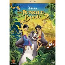 AU $26 BUY: The Jungle Book 2 Kids Movie on DVD in Australia