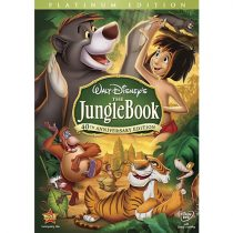 AU $26 BUY: The Jungle Book (40th Anniversary Platinum Edition) Kids Movie on DVD in Australia