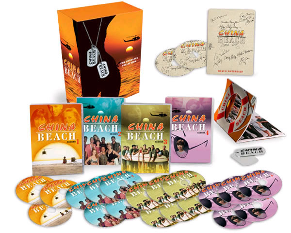 AU $90 BUY: China Beach Complete Series on DVD in Australia