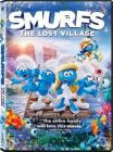 Smurfs: The Lost Village Kids DVDs