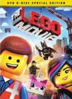 The LEGO Movie on DVDs for Children
