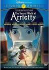 The Secret World of Arrietty Anime DVD