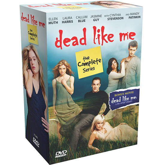 AU $65 BUY: Dead Like Me Complete Series Seasons 1-2 on DVD in Australia