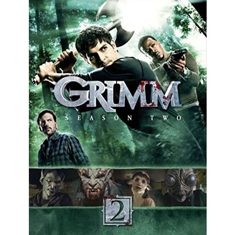 AU $26 BUY: Grimm - Season 2 on DVD in Australia