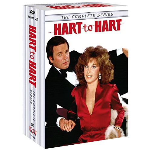 AU $98 BUY: Hart To Hart Complete Series on DVD in Australia