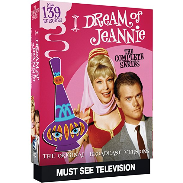 AU $55 BUY: I Dream of Jeannie Complete Series on DVD in Australia