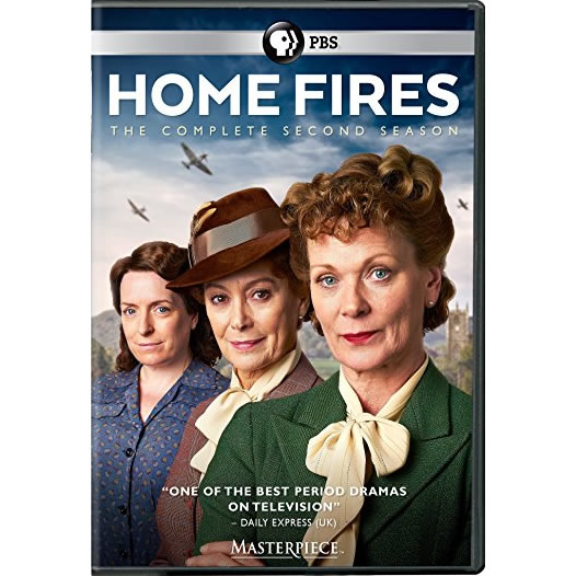 AU $25 BUY: Masterpiece Home Fires - Season 2 on DVD in Australia