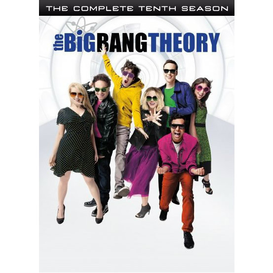 AU $28 BUY: The Big Bang Theory - Season 10 on DVD in Australia