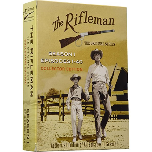 AU $60 BUY: The Rifleman Official - Season 1 on DVD in Australia