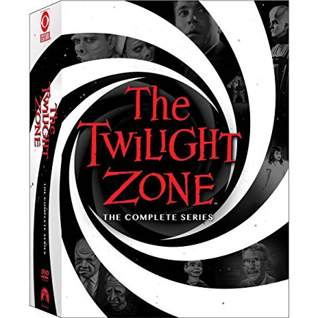 AU $95 BUY: The Twilight Zone Complete Series on DVD in Australia