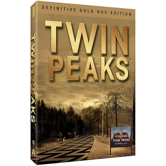 AU $58 BUY: Twin Peaks - Definitive Gold Box Complete Series on DVD in Australia