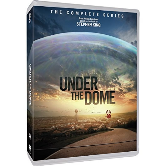 AU $55 BUY: Under the Dome Complete Series on DVD in Australia