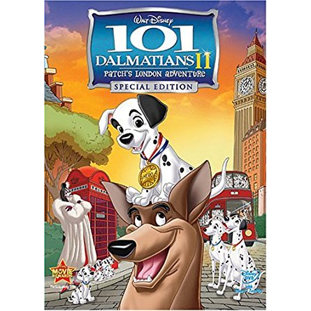 AU $23 BUY: 101 Dalmatians II: Patch's London Adventure (Special Edition) Kids Movie on DVD in Australia