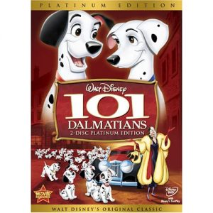 AU $26 BUY: 101 Dalmatians (Platinum Edition) Kids Movie on DVD in Australia