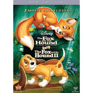 AU $33 BUY: 2 Movie Collection: The Fox and the Hound AND The Fox and the Hound II Kids Movie on DVD in Australia