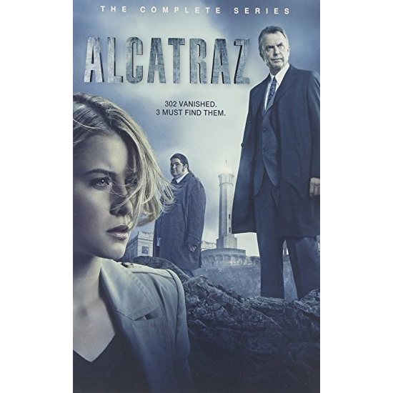 AU $22 BUY: Alcatraz Complete Series on DVD in Australia