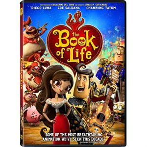 AU $20 BUY: Book of Life Kids Movie on DVD in Australia
