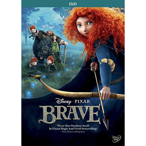AU $25 BUY: Brave Kids Movie on DVD in Australia
