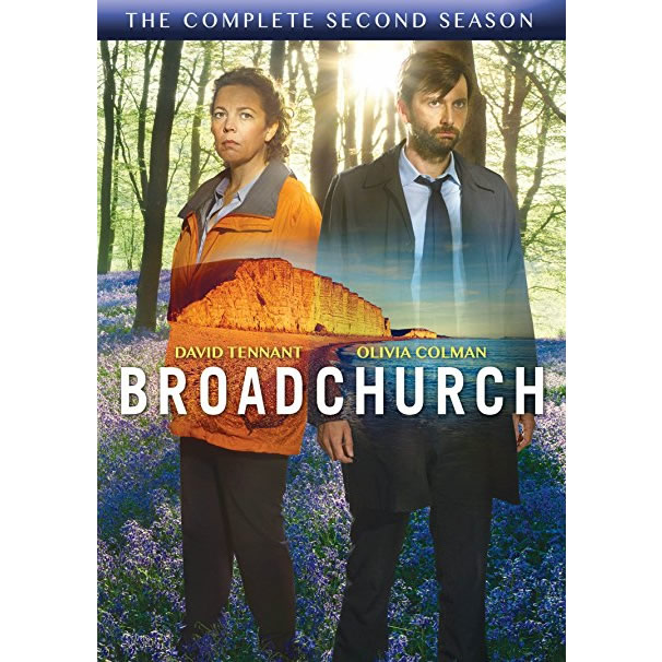 AU $28 BUY: Broadchurch - Season 2 on DVD in Australia