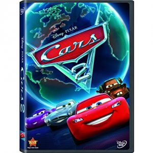 AU $25 BUY: Cars 2 Kids Movie on DVD in Australia