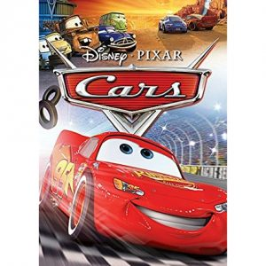 AU $24 BUY: Cars Kids Movie on DVD in Australia