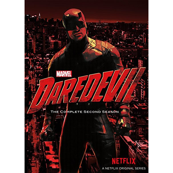AU $26 BUY: DAREDEVIL - Season 2 on DVD in Australia