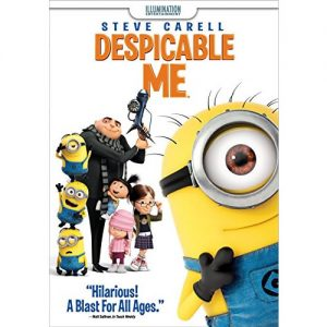 AU $20 BUY: Despicable Me Kids Movie on DVD in Australia