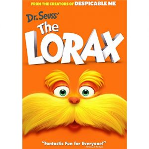 AU $22 BUY: Dr. Seuss' The Lorax Kids Movie on DVD in Australia