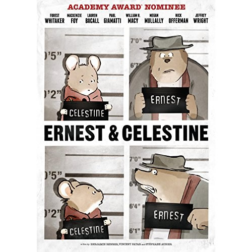 AU $22 BUY: Ernest & Celestine Kids Movie on DVD in Australia