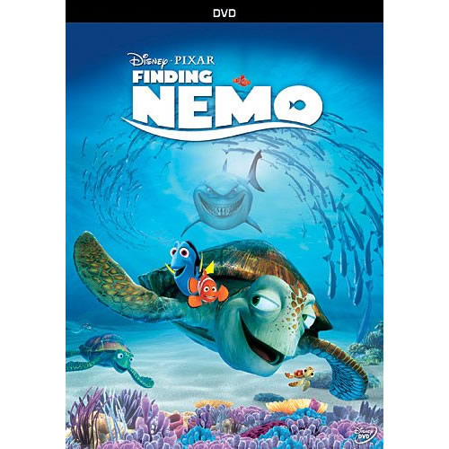 AU $20 BUY: Finding Nemo on DVD in Australia