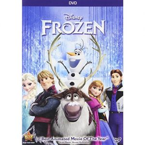 AU $25 BUY: Frozen Kids Movie on DVD in Australia