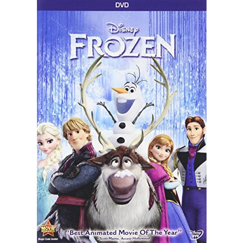 AU $20 BUY: Frozen Anime DVD in Australia