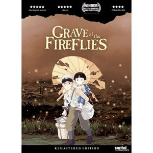 AU $20 BUY: Grave of the Fireflies Kids Movie on DVD in Australia