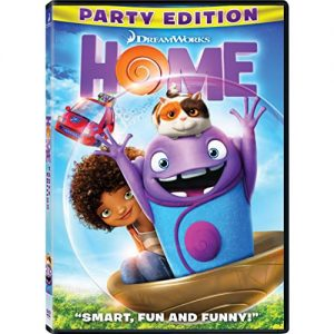 AU $22 BUY: Home (Party Edition) Kids Movie on DVD in Australia
