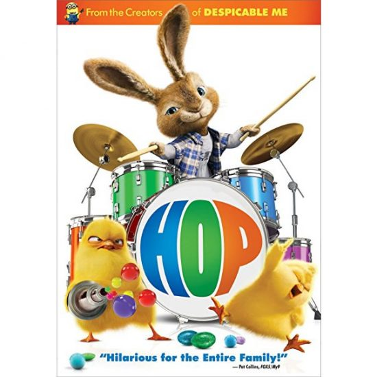 AU $20 BUY: Hop on DVD in Australia