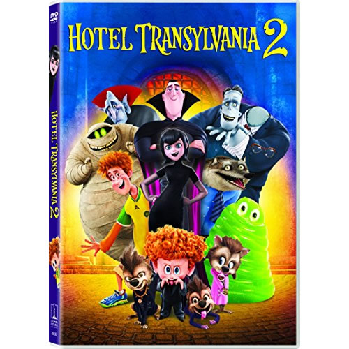 AU $20 BUY: Hotel Transylvania 2 Kids Movie on DVD in Australia