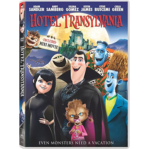 AU $20 BUY: Hotel Transylvania Kids Movie on DVD in Australia