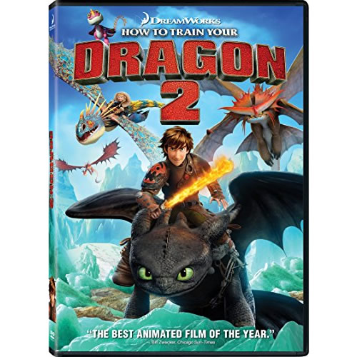 AU $24 BUY: How to Train Your Dragon 2 Kids Movie on DVD in Australia